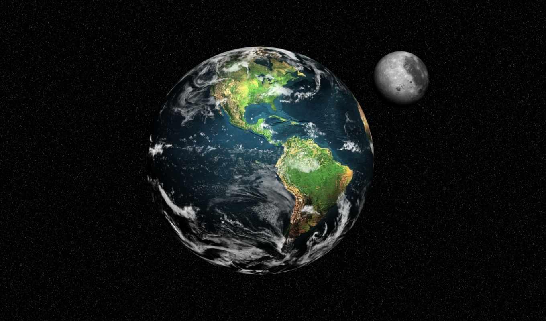 land, planet, cosmos, звезды, луна, спутник, dark, ученые, планеты,