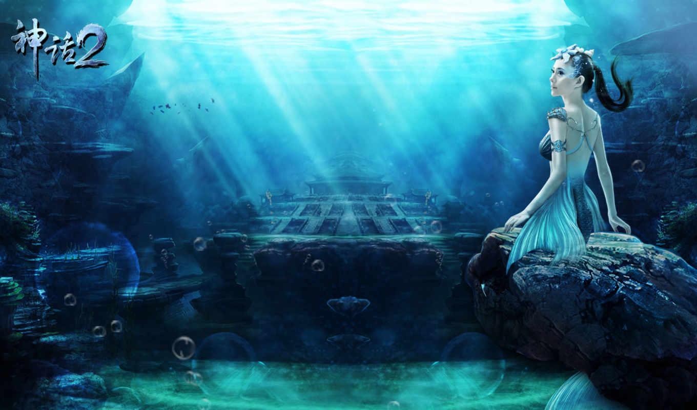 mermaid, samsung,