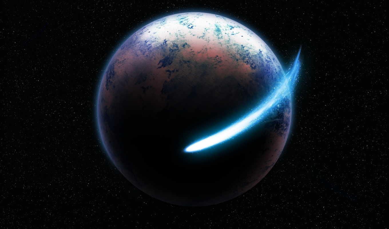 космос, планеты, звезды, земля, планета, кометы,