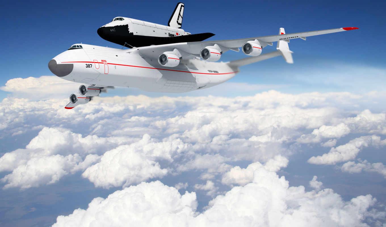 буран, облака, полет, самолёт, энергия, картинка, авиация,
