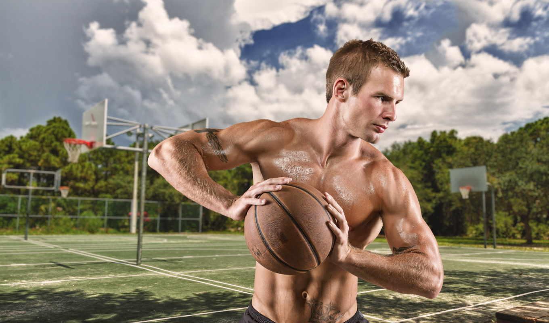 спорт, мяч, мужчина,