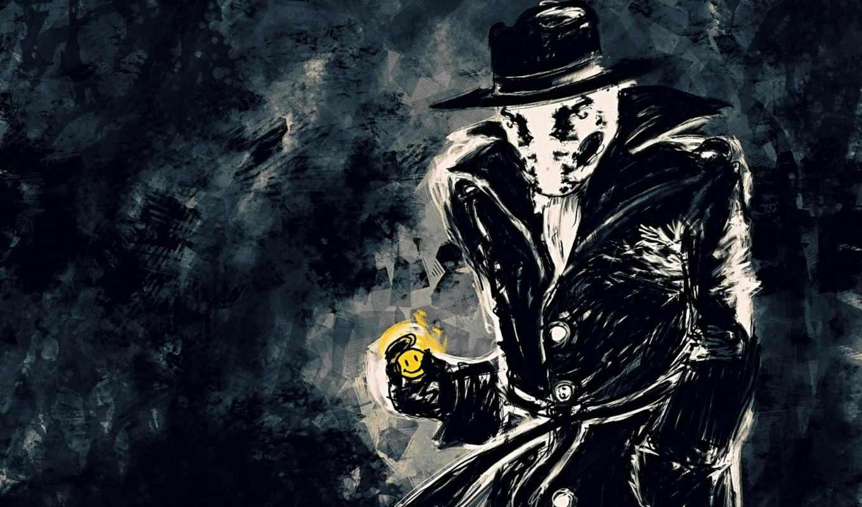 роршах, watchmen, нов, walter, ковач, ужасы
