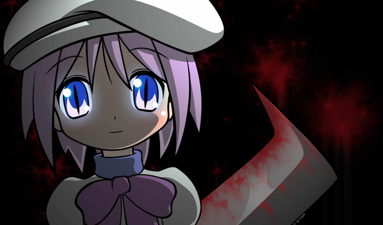higurashi, naku, koro, ni, cosplay, hair, tsukasa, eyes, blue, blood, аниме, hiiragi, blush, когда, цикады, плачут, star, lucky, parody, cry, ova,