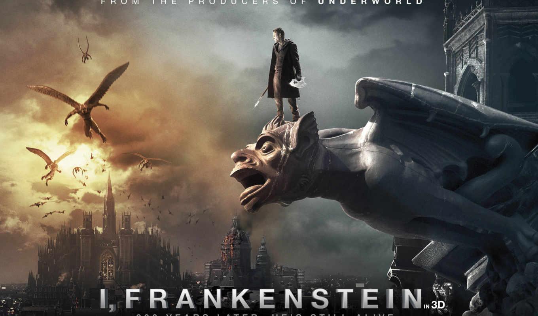 frankenstein, постеры, фильма,