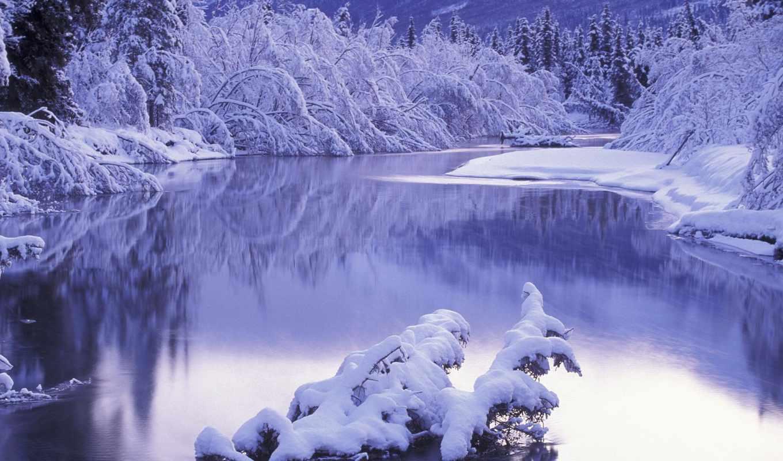 вышивки, зима, схемы, предпросмотр, silver, winter, lake, wallpaper, зимняя, morricone, ennio, сказка, река,