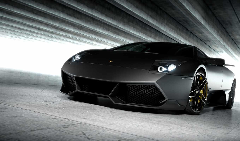 машины, красивые, автомобили, авто, машина, спортивные, чёрно,