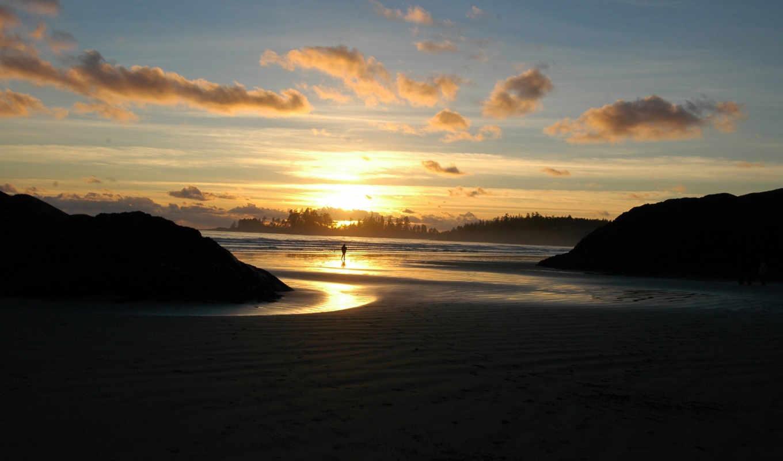 sunset, wallpaper, wallpapers, nature, romantic, солнце, прогулка, небо, рассвете, побережью, природа, море, пляж, пейзаж, закат, песок, en, gökyüzü, güzel, fotoğrafları,