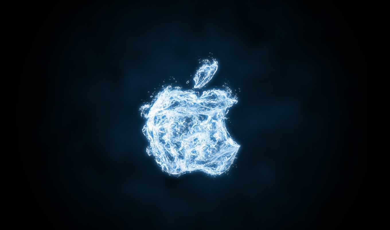 apple, логотип,