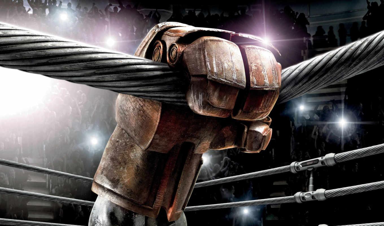boxeo, robot, fondos, real, boxing, стальной, pantalla, por, аль,