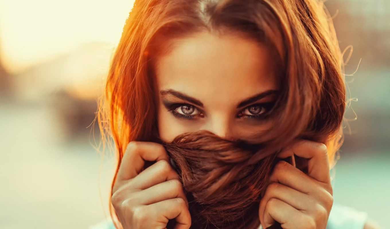 девушка, рыжая, devushki, portrait, women, photography, глазами, рыжеволосая, лицо, девушку,
