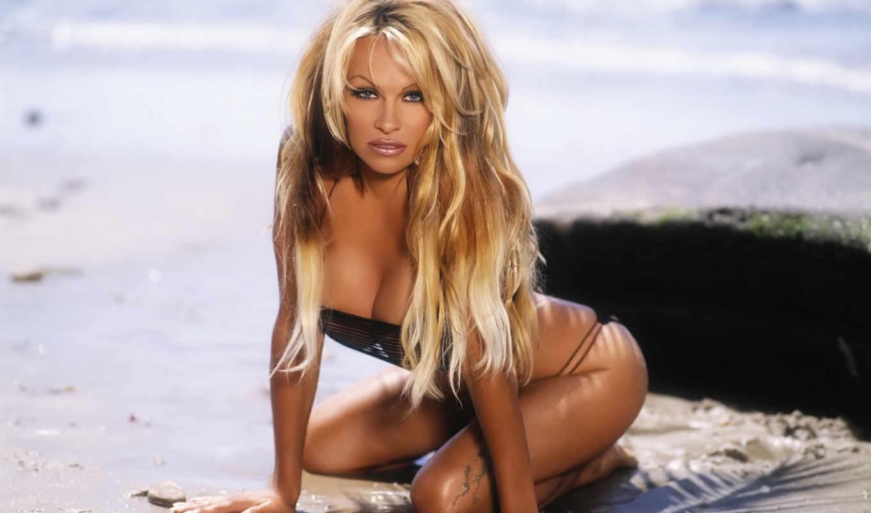 anderson, pamela, photo, hdtv, hot, beach, photography, красивые, filter, девушки,