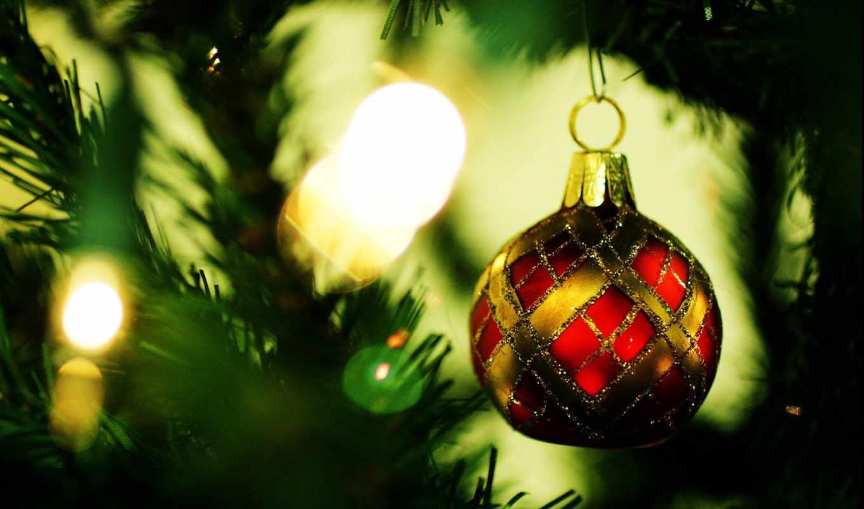 новый, год, елка, праздник, игрушка, картинка, настроение, иголки, шар, елке,