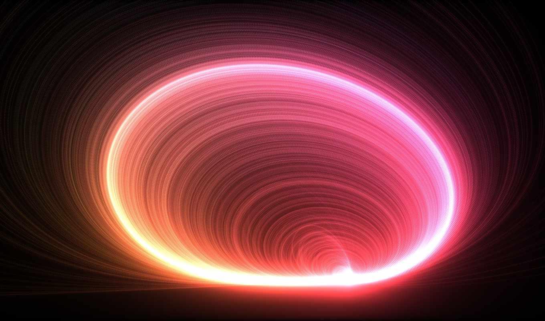 ,свет, тонель, линии, круги