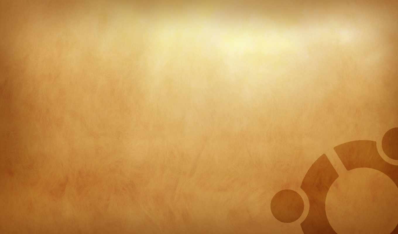 ubuntu, sand, brown, logo