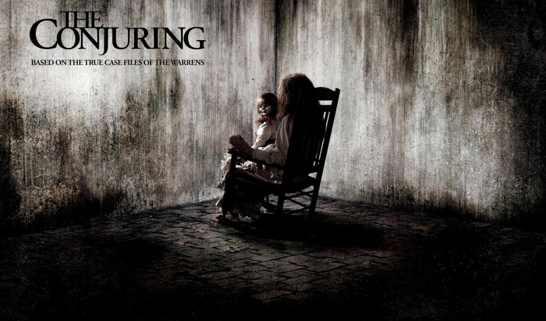conjuring, сниматься, james, июнь, ужас, ди,