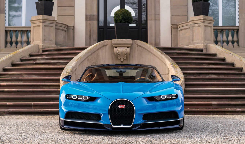 bugatti, chiron, motor, мар, характеристики, initial,
