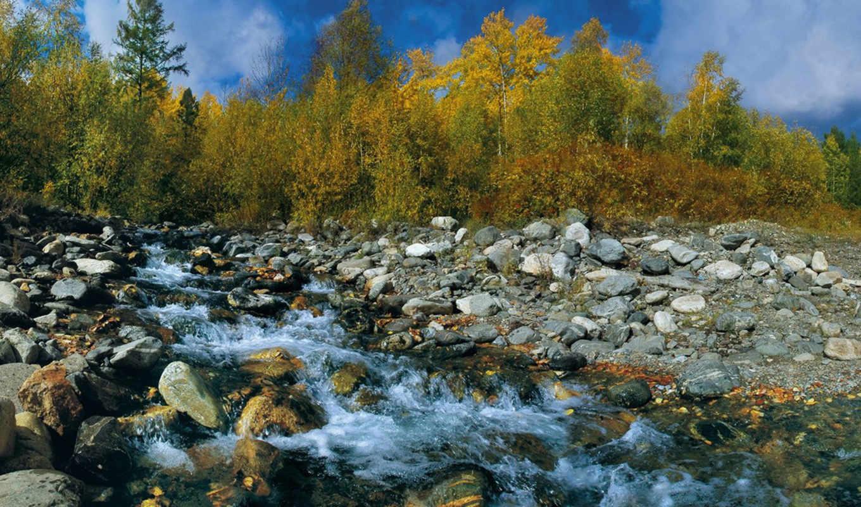 пейзажи -, сибири, великолепные, широкоформатные,