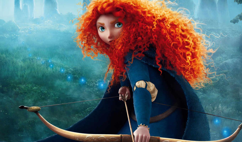 храбрая, мультфильма, сердцем, мультфильмы, героиня, реальной, мультфильмов, жизни,