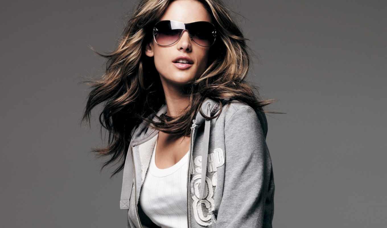 очки, девушки, футболки, солнечных, солнечные, очках,