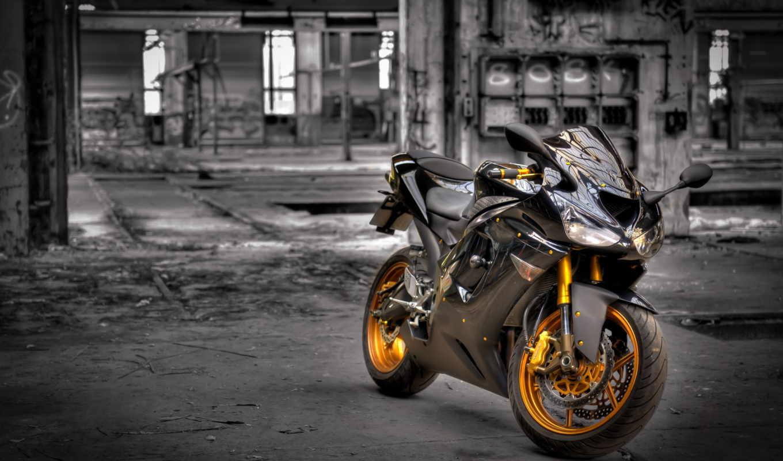 мотоцикл, просмотреть, байк, stil, мотоциклы, chopper,