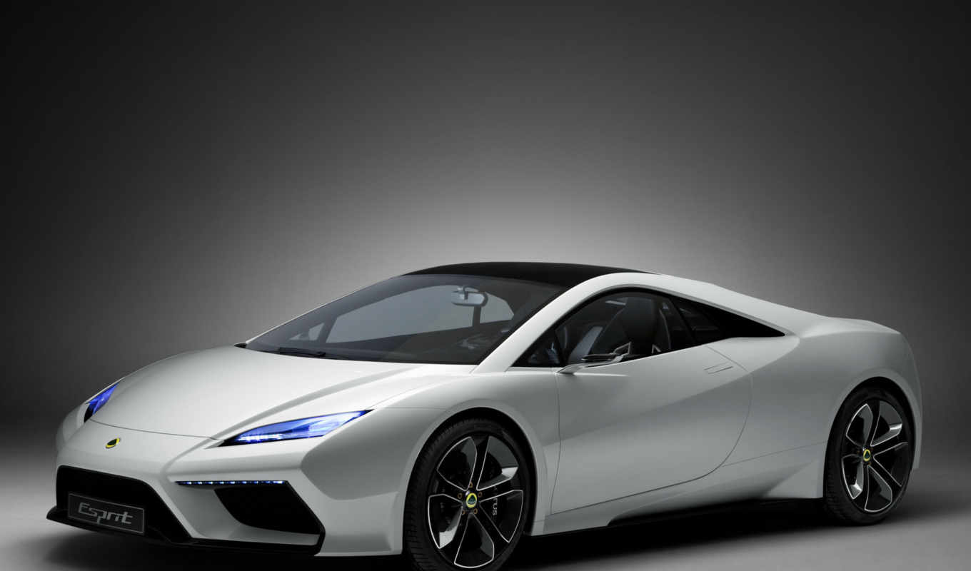 lotus, esprit, concept, car, photo, superleggera, gallery,