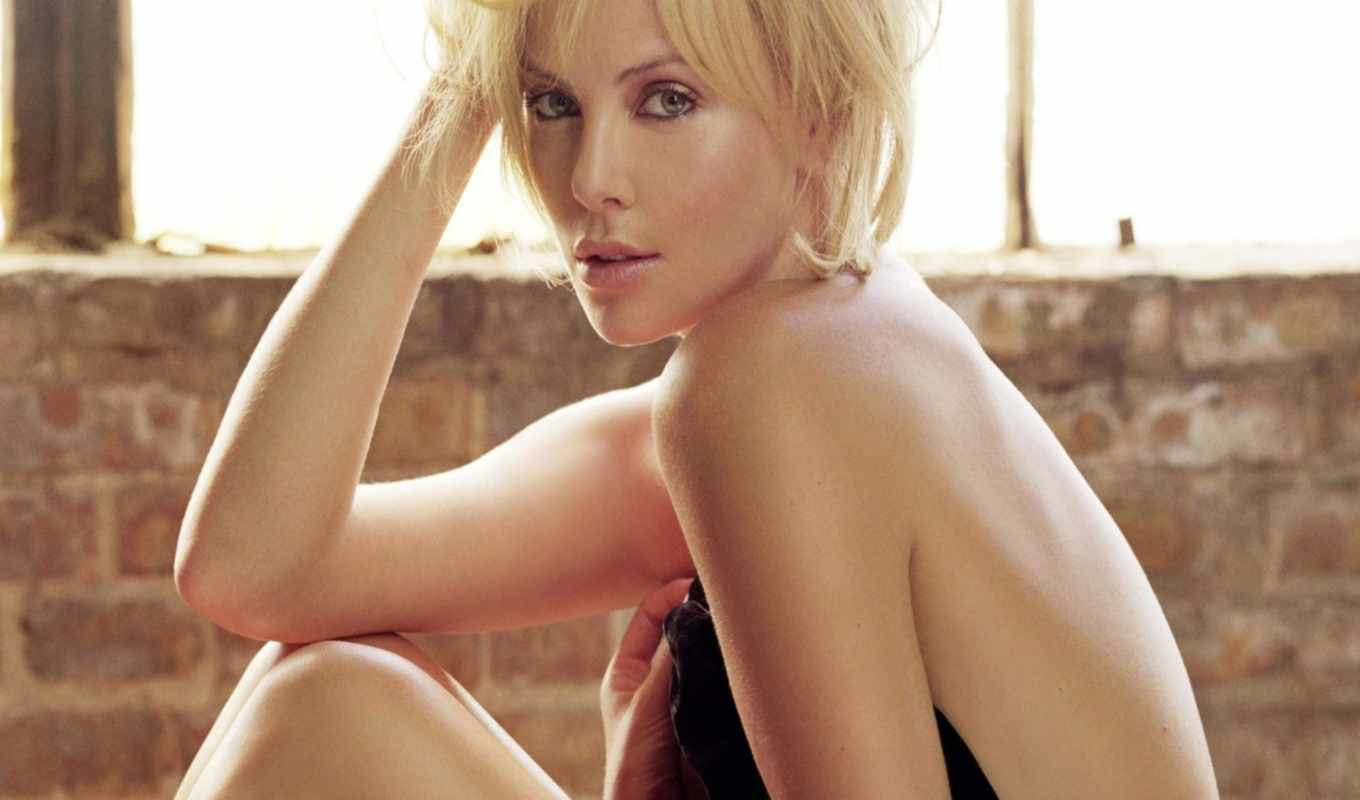 шарлиз, терон, theron, charlize,