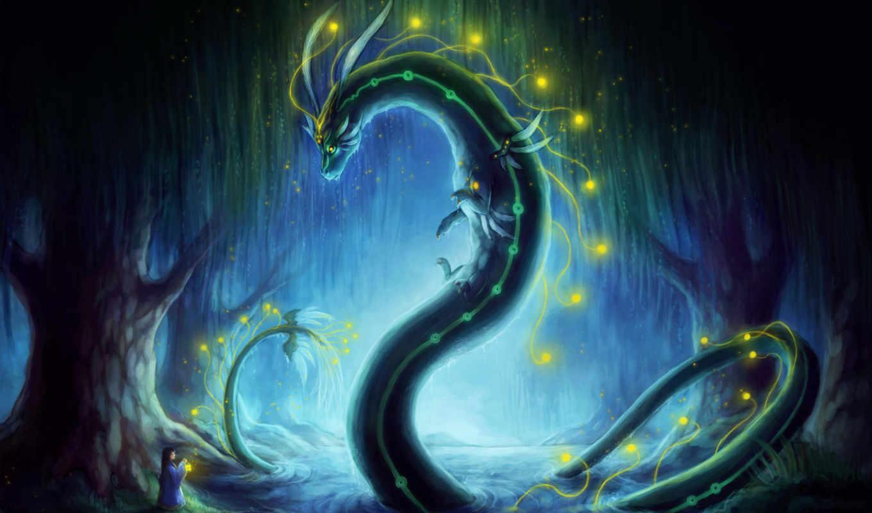 fantasy, коллекция, змей,