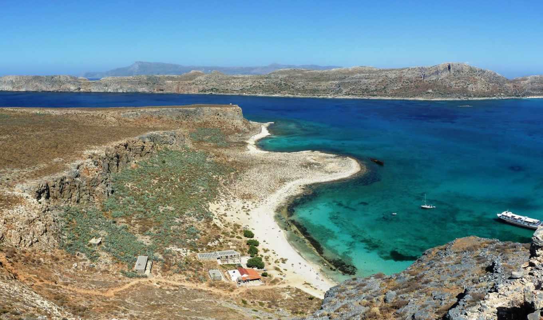 gramvousa, море, остров, greece, крит, nisos, balos,