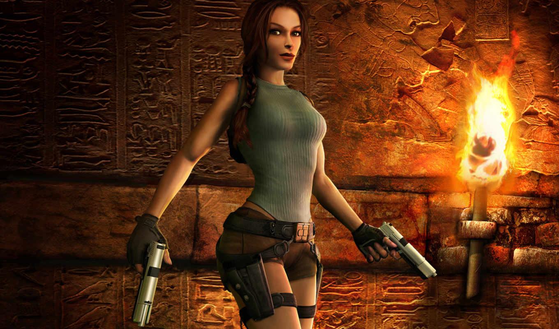 tomb, raider, lara, croft, anniversary, игры, games,