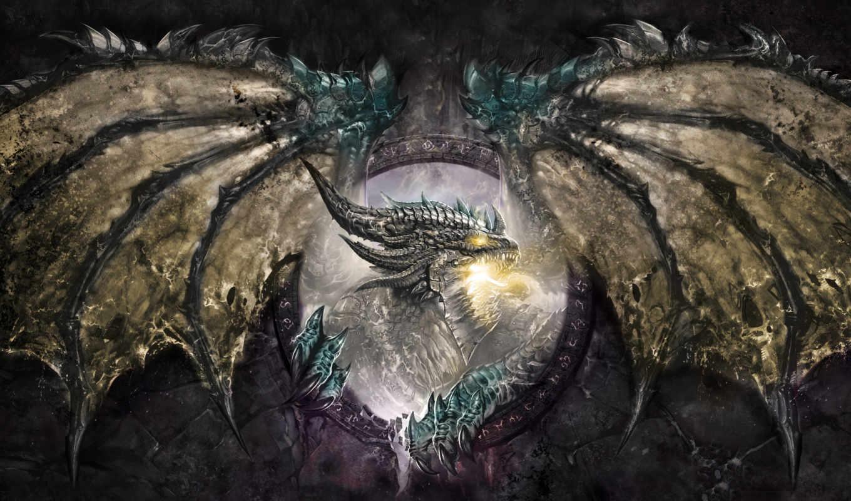 world, warcraft, deathwing, cataclysm, wow,