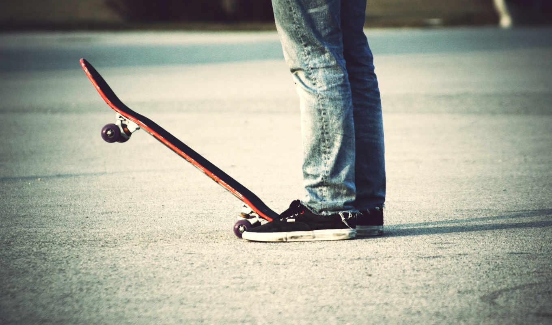 skateboard, кеды,