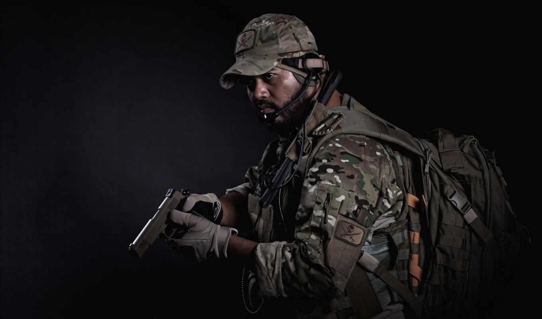 оружие, солдат, армия, теме,