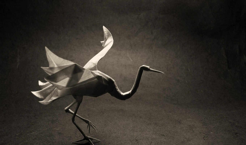 origami, crane, art, paper, you, японии, share,