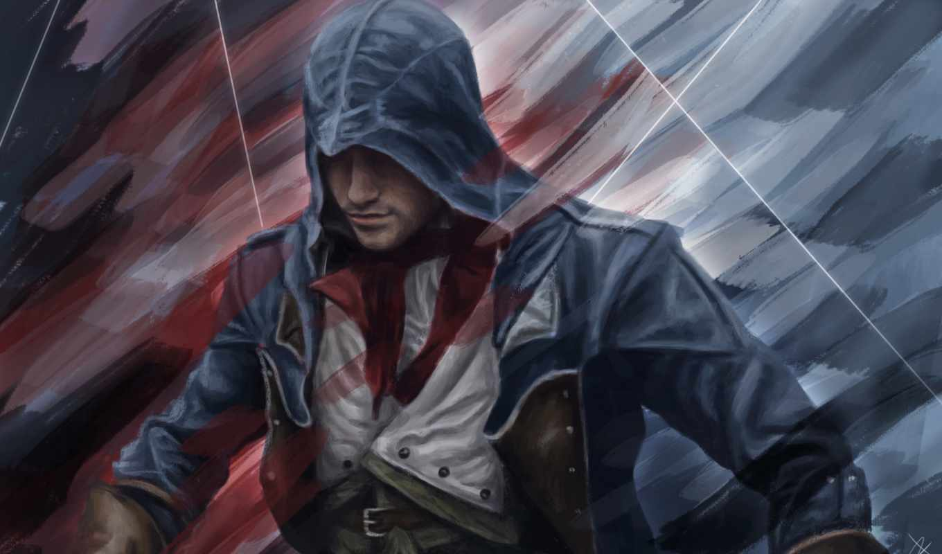 creed, unity, assassin, arno, assassins,