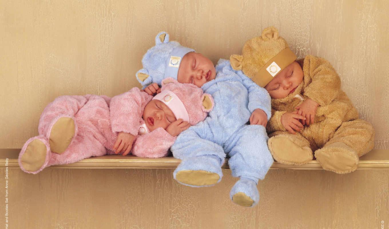 children, geddes, anne, малыши, спать,
