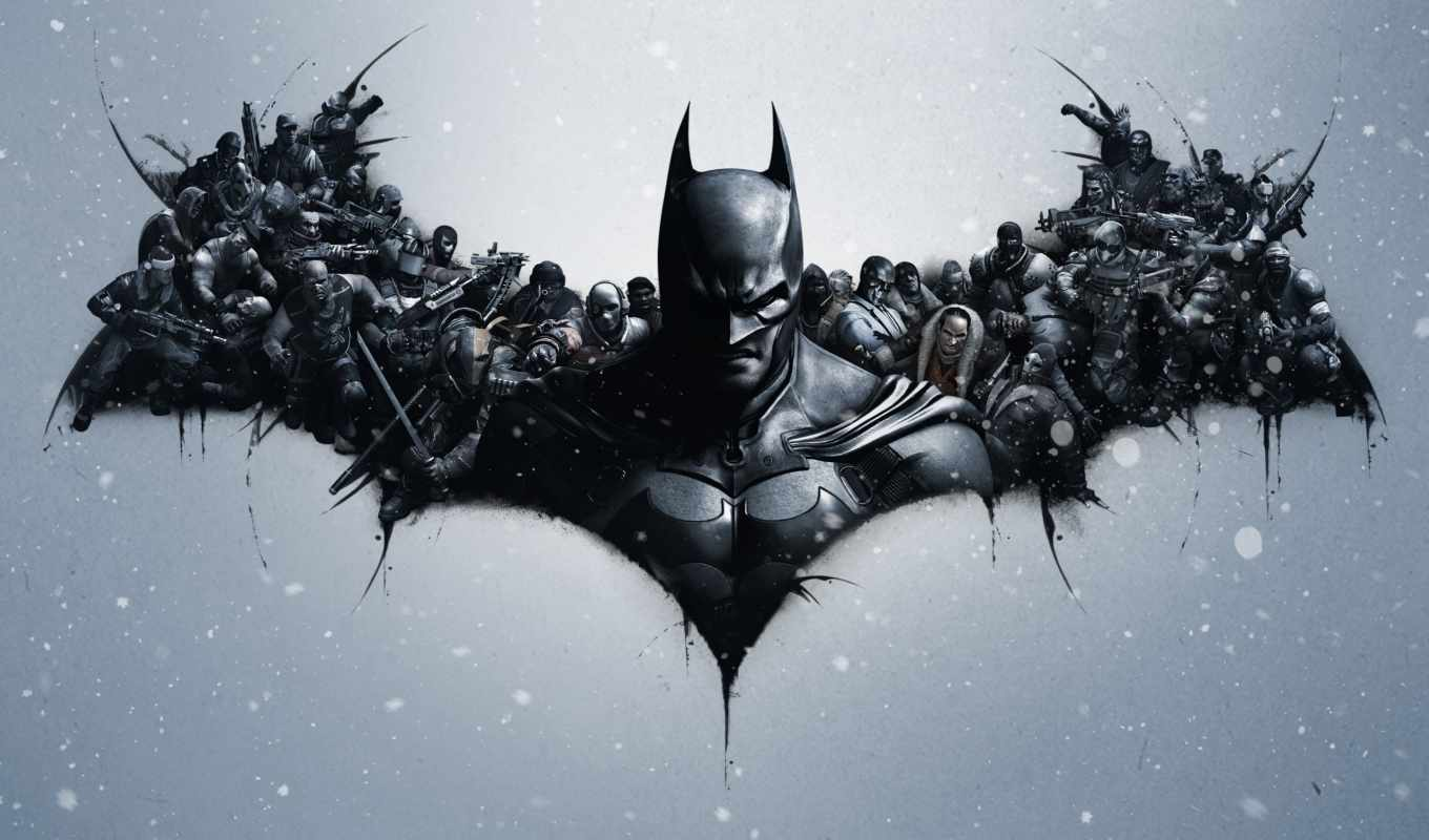 batman, arkham, origins,