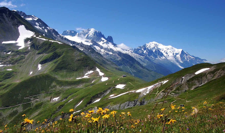 горы, гор, горные, заставки, весна, массивы, холмы, скалы, фотографий,