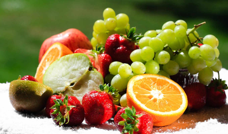 фрукты, высокого, разрешения, everything,