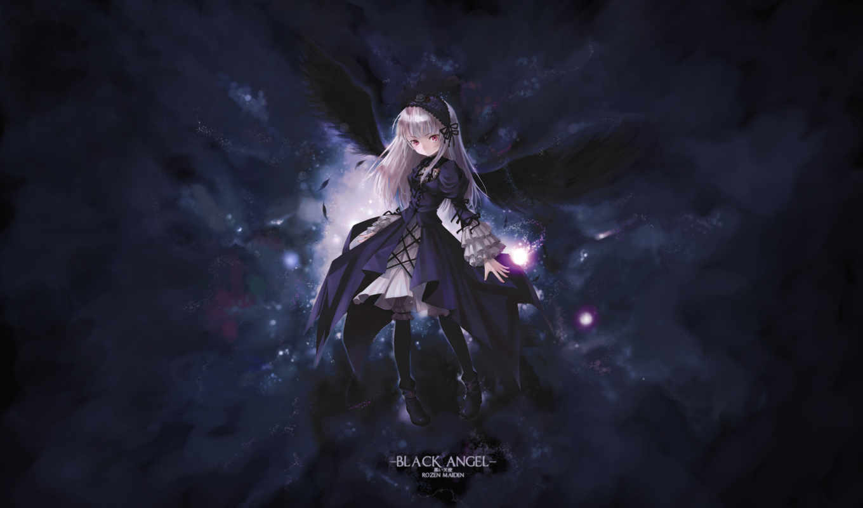 anime, warcraft, девушка, карты, angel, devushki, ангелы,