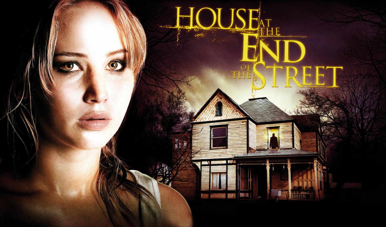 конец, улица, house, movie, ужас, jennifer, lawrence,
