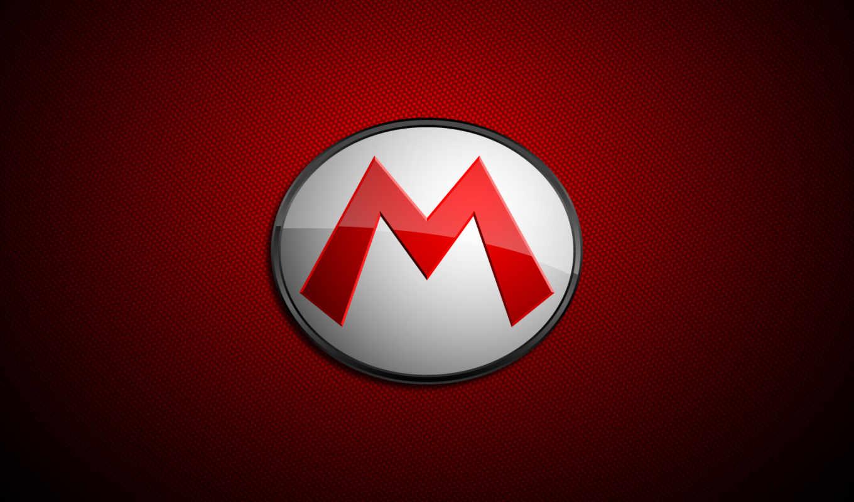 текстура, эмблема, буква, красный, mario, картинка,