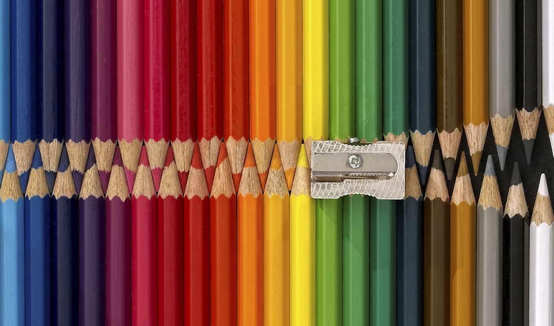 color, pencil, хороший, lightning