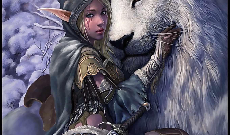 эльф, эльфы, pinterest, женский, ranger, save, more, own, об, fantasy,