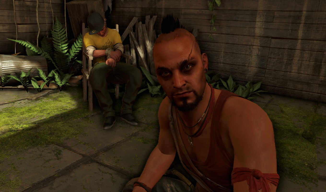 Far Cry 3, games, 3d, herow,