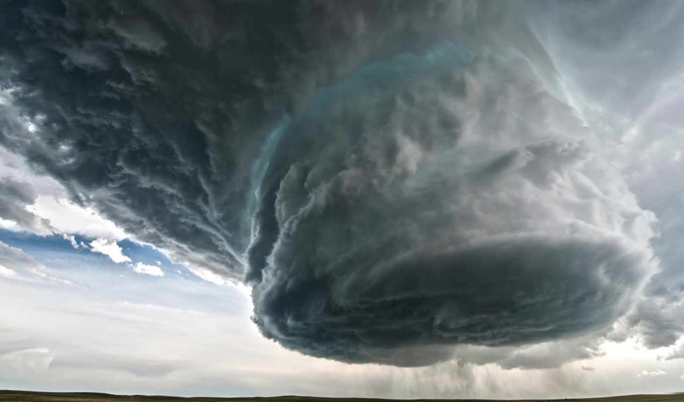 supercell, lapse, time, ураган, ньюкасл, wy, wright, природы, wyoming,