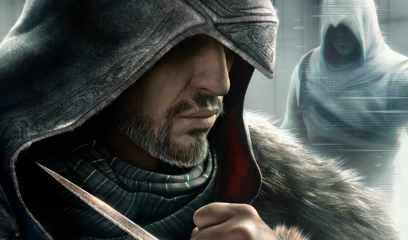 creed, assassin, revelations, assassins, ezio, ac, картинку,