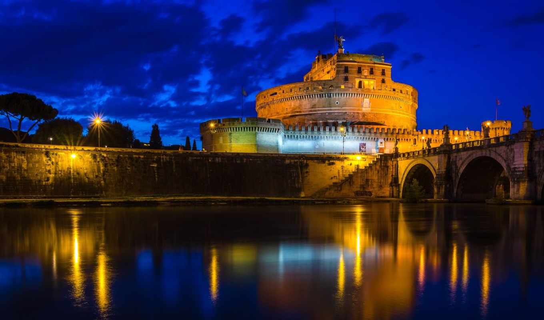 рим, ночь, хотели, за, тона, mix, architecture, motret, люди, kay, колизей, italy, ди, тур,