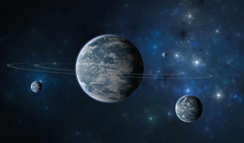 космос, universe, planet, взгляд, galaxy,