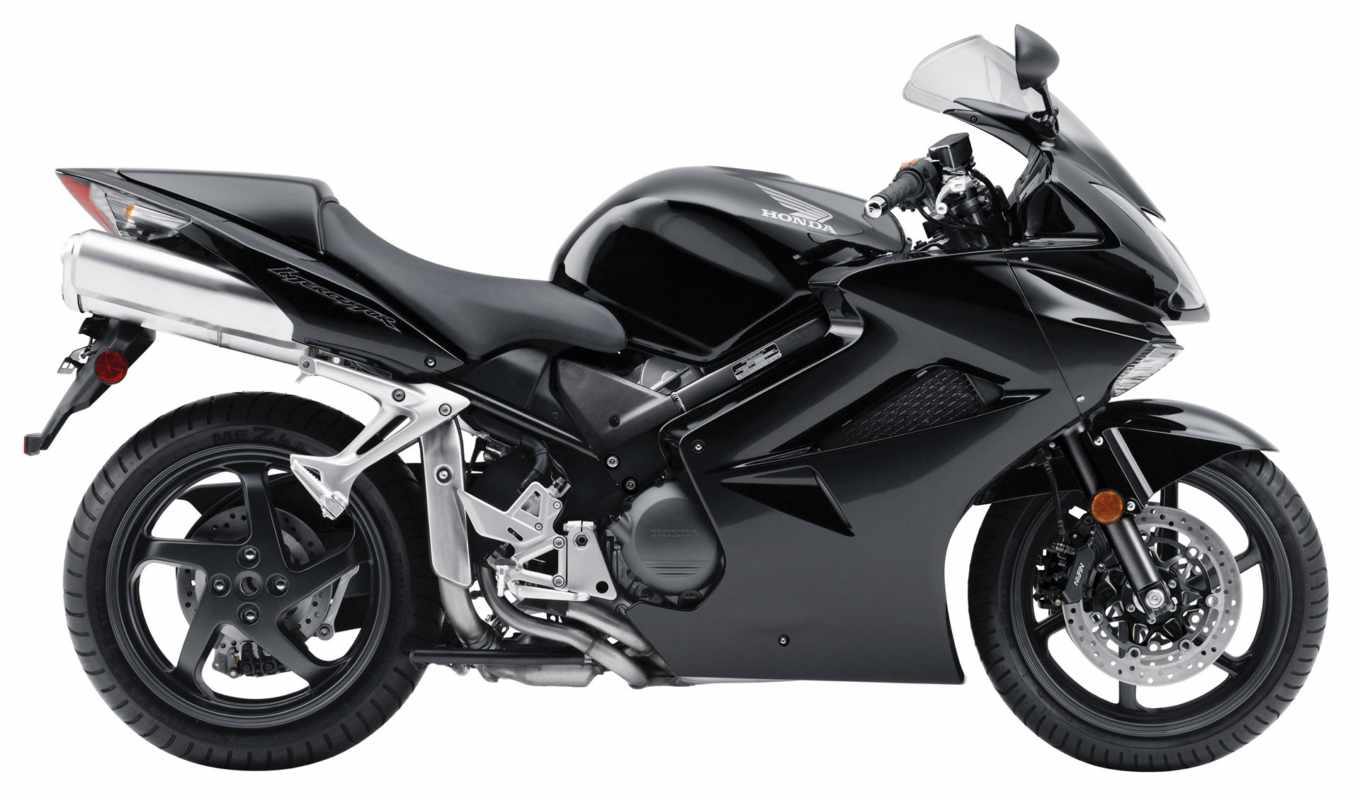 honda, мотоцикл, black, interceptor, vfr, мотоциклы,