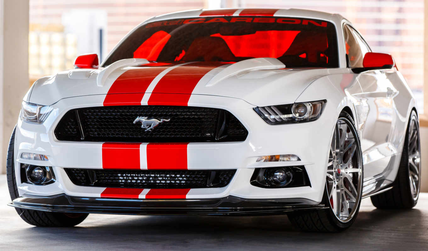 ford, mustang, sema, карбон, design, dcarbon, concepts, тюнинг,